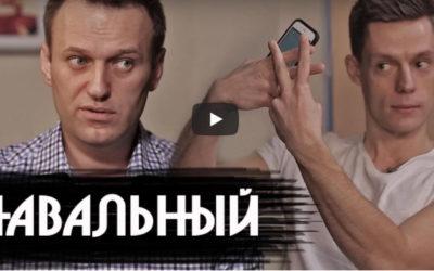Навальный — о революции, Кавказе и Спартаке / Большое интервью