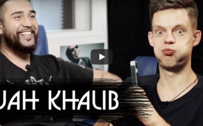 Jah Khalib — о деньгах, религии и Оксимироне / вДудь